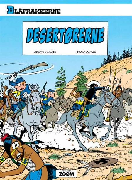 Desertørerne af Raoul Cauvin og Willy Lambil