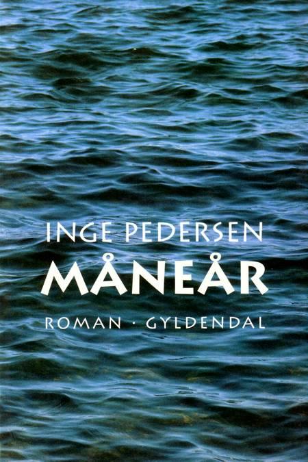 Måneår af Inge Pedersen
