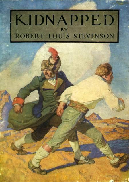 Kidnapped af Robert Louis Stevenson