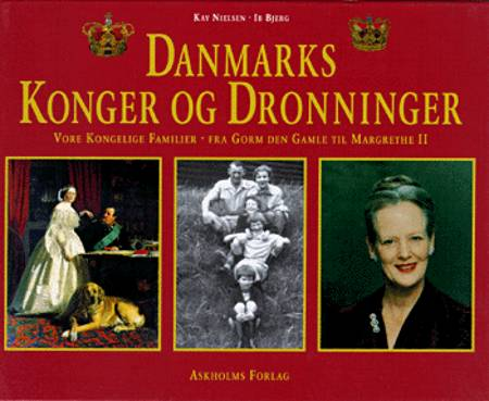 Danmarks konger og dronninger af Kay Nielsen