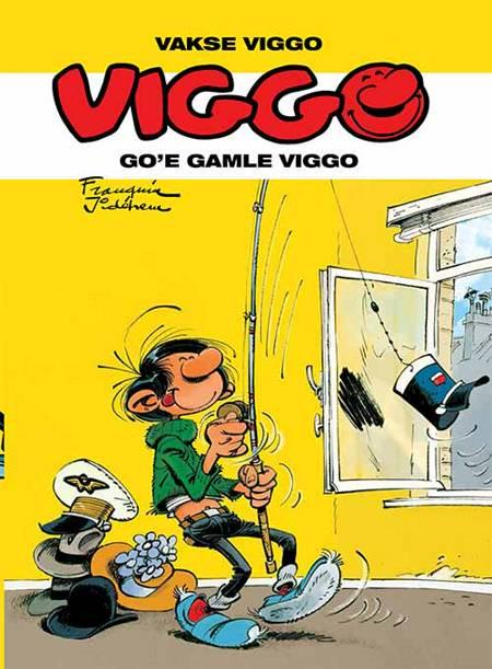 Viggo - go'e gamle Viggo af André Franquin