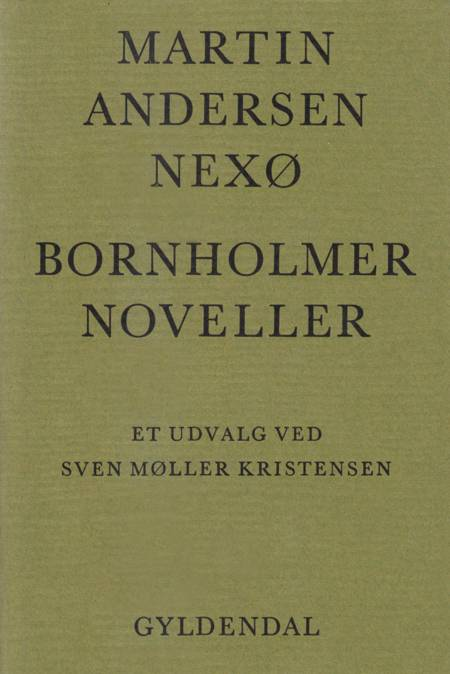 Bornholmer-Noveller af Martin Andersen Nexø