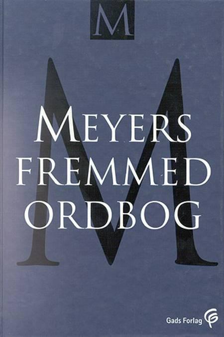Meyers Fremmedordbog af Ludvig Meyer