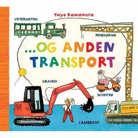 - og anden transport af Yayo Kawamura