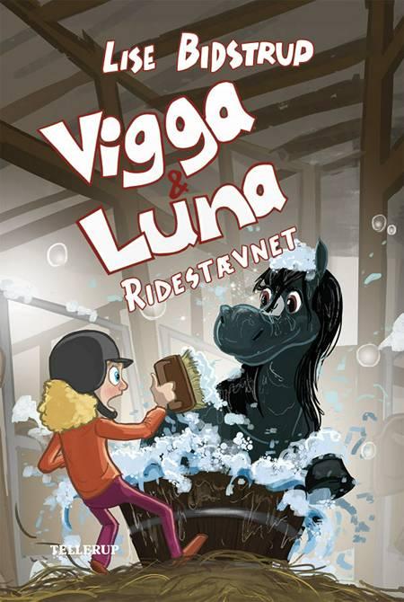 Vigga & Luna - ridestævnet af Lise Bidstrup