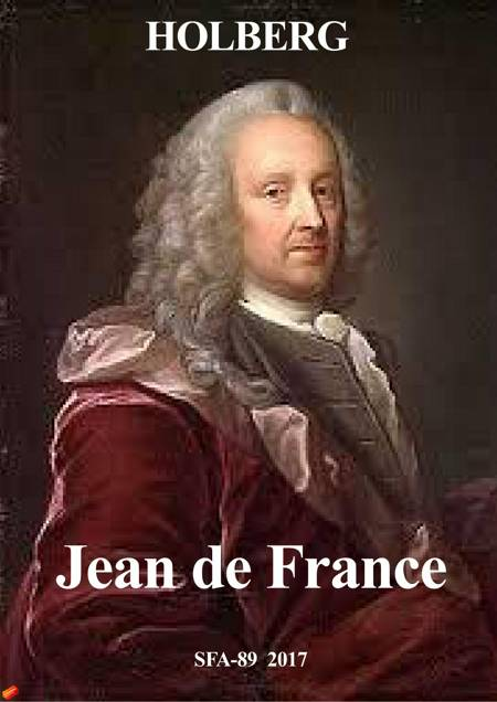 Jean de France af Ludvig Holberg