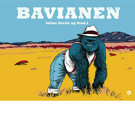 Bavianen af Julien Perrin