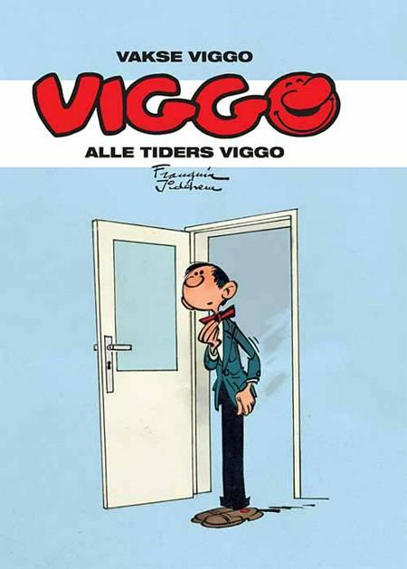 Vakse Viggo - Alle tiders Viggo af André Franquin