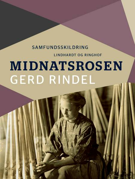 Midnatsrosen af Gerd Rindel