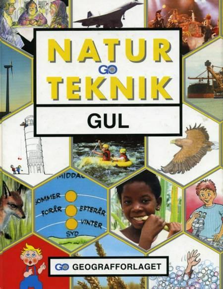 Natur/teknik i 4.-6. klasse af Helge Rasmussen, Helle Meisner-Jensen og Hans Jantzen m.fl.
