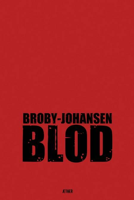 Blod af Morten Thing og Rudolf Broby-Johansen