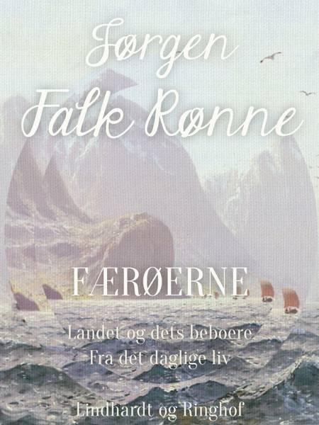 Færøerne af Jørgen Falk Rønne