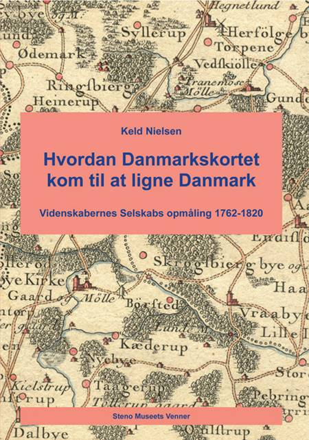 Hvordan Danmarkskortet kom til at ligne Danmark af Keld Nielsen
