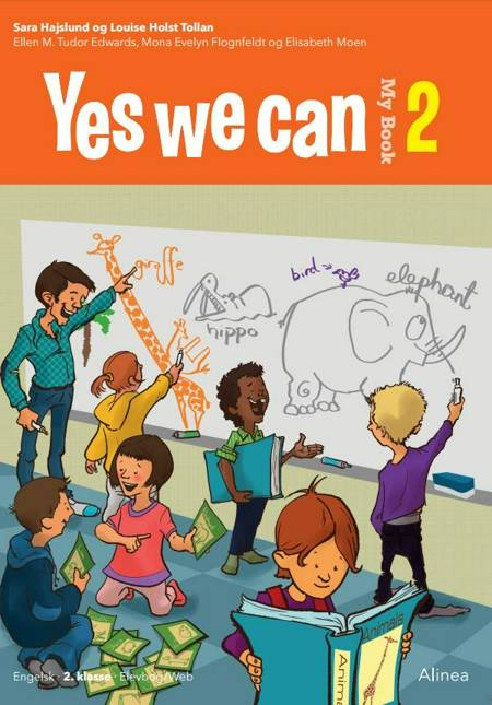 Yes we can - my book 2 af Sara Hajslund og Louise Holst Tollan