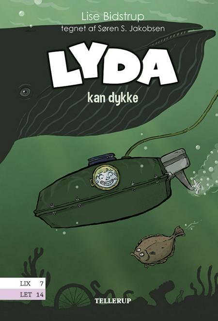 Lyda kan dykke af Lise Bidstrup