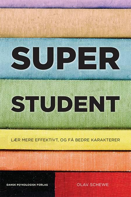 Superstudent af Olav Schewe