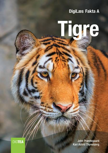 Tigre af John Præstegaard og Kari Astrid Thynebjerg