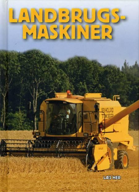 Landbrugsmaskiner af Ole Steen Hansen og Jonas Svendstrup