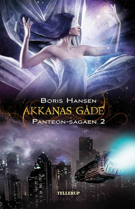 Akkanas Gåde af Boris Hansen