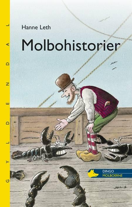 Molbohistorier af Hanne Leth