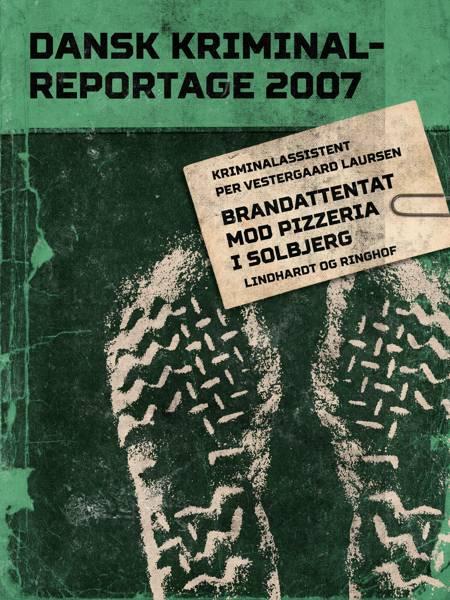 Brandattentat mod pizzeria i Solbjerg