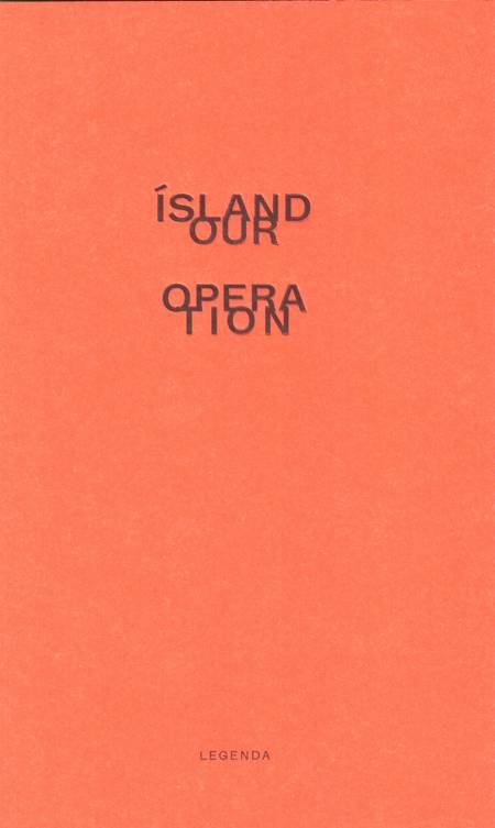 Island our operation af Jeppe Brixvold