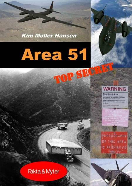 Area 51 af Kim Møller Hansen