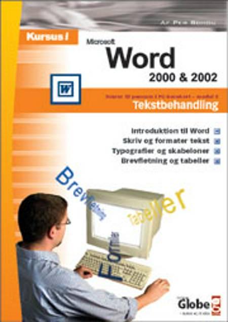 Kursus i Word 2000/2002 af Carsten Straaberg