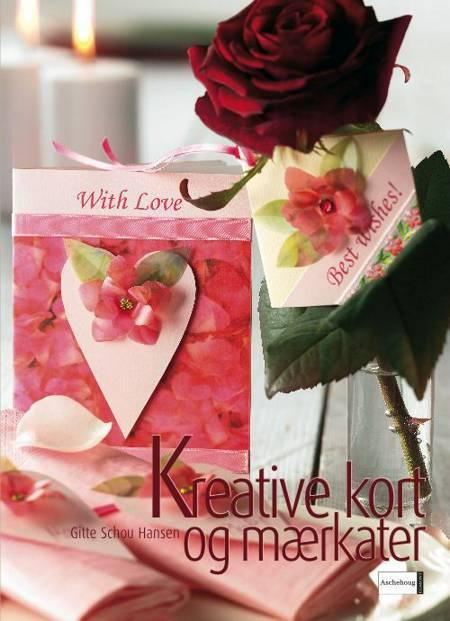 Kreative kort og mærkater af Gitte Schou Hansen