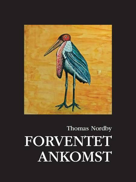 Forventet ankomst af Thomas Nordby