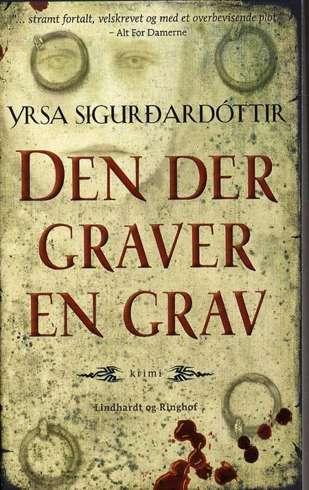 Den der graver en grav af Yrsa Sigurdardottir