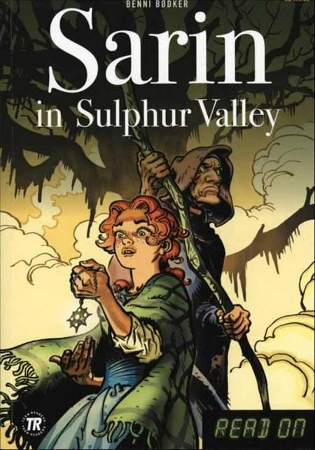 Sarin in Sulphur Valley af Benni Bødker