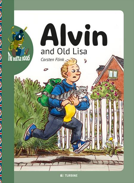 Alvin and old Lisa af Carsten Flink