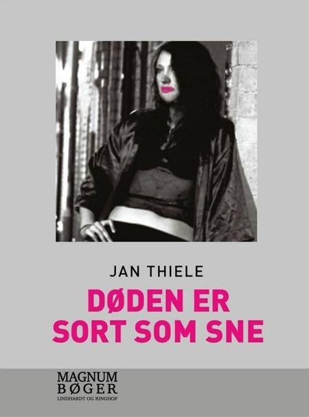 Døden er sort som sne af Jan Thiele