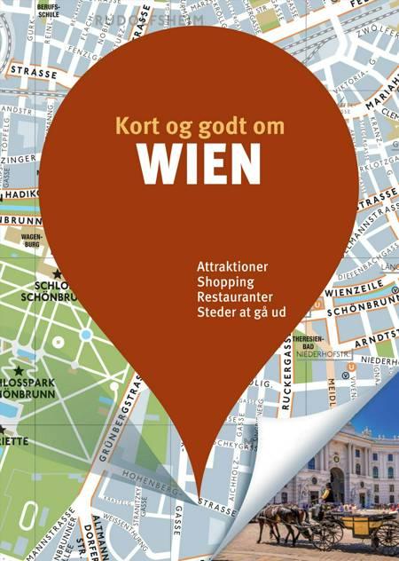 Kort og godt om Wien af Serge Guillot
