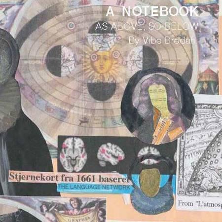A notebook af Vibe Bredahl