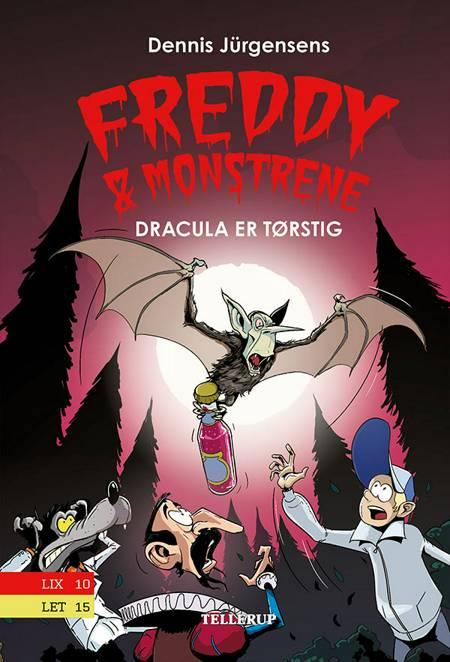 Dracula er tørstig af Jesper W. Lindberg