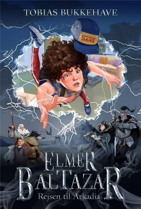 Elmer Baltazar - rejsen til Arkadia af Tobias Bukkehave