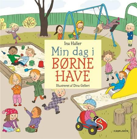 Min dag i børnehave af Ina Victoria Haller