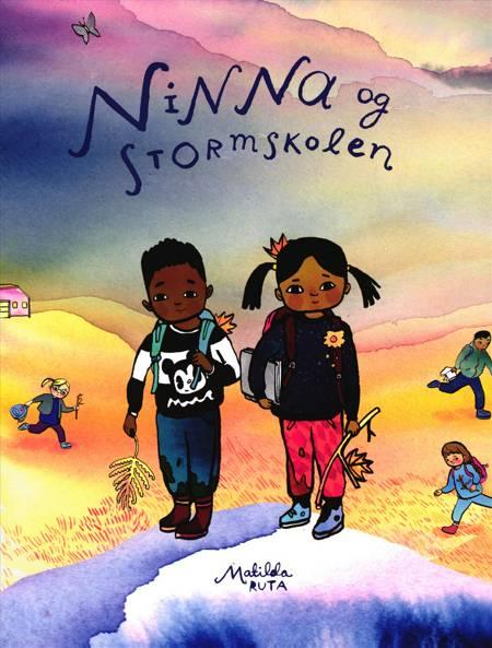 Ninna og stormskolen af Matilda Ruta