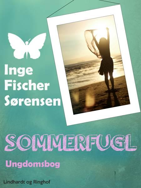 Sommerfugl af Inge Fischer Sørensen