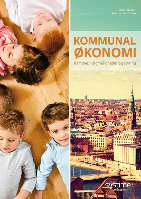 Kommunaløkonomi af Søren Jermiin Olesen og Anne Heeager