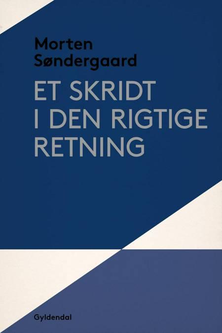Et skridt i den rigtige retning af Morten Søndergaard