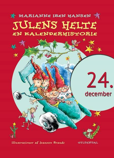 Julens helte af Marianne Iben Hansen