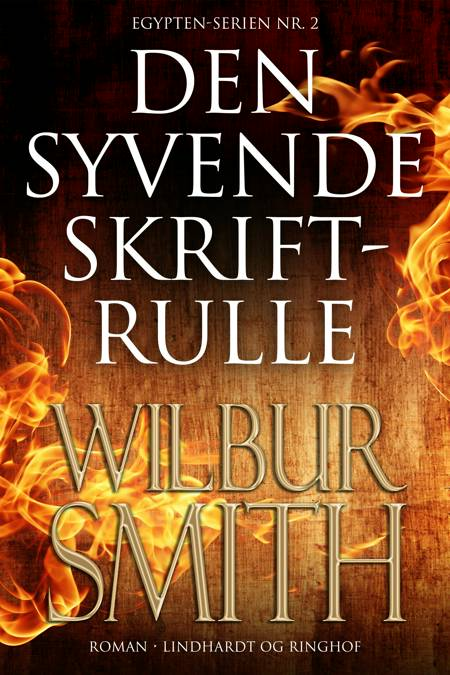 Den syvende skriftrulle af Wilbur Smith