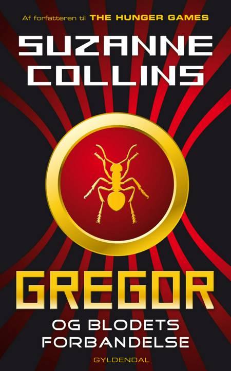 Gregor - og blodets forbandelse af Suzanne Collins