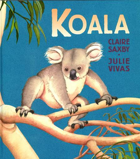 Koala af Claire Saxby