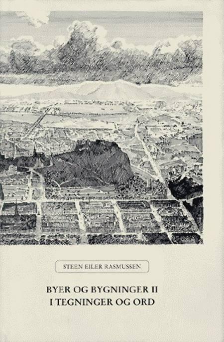 Byer og bygninger af Steen Eiler Rasmussen