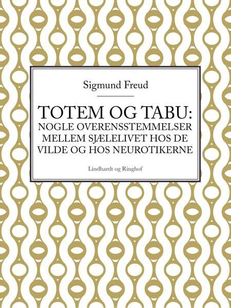 Totem og tabu af Sigmund Freud