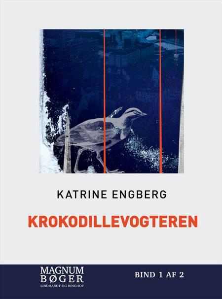 Krokodillevogteren af Katrine Engberg